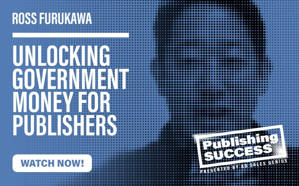 Watch our video series on Unlocking Government Funding for Publishers